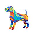Paper Mache Rainbow Beagle image