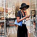 Gavi Shoulder Bag In Merlot image