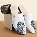 White Tiger Mule image