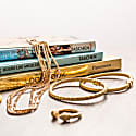 Gold Silk Bracelet image