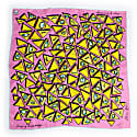 Chips Of Knowledge Silk Scarf image