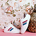 Amore Silver Sneakers image