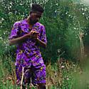 Sudan Purple Shorts image
