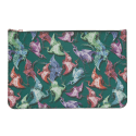 Anka Clutch in Imperial Green image