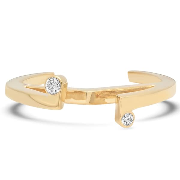 Golab Open Ring Element Collection