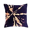 Stardust Navy Square Velvet Cushion image
