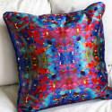 Coral Velvet Cushion image