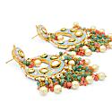Dreamcatcher Earrings Light Blue image