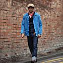 Cutter 12Oz Indigo Ecru Selvedge Denim Jeans image