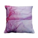 Lilac Crinkled Paper Print Cushion image