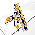 Navy Silk Tie image