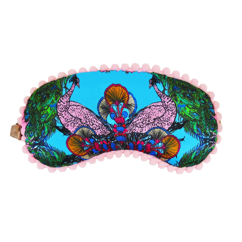 c805d00bb The Magic Garden Silk Eye Mask image