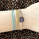 Chocolate Moonstone Bracelet image