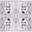 Forest Prince Silk Scarf image