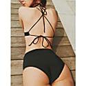 Black Nova Bikini Top image