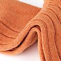 Luxury Lounge Socks In Alpaca - Orange image