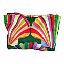 Luxury Rainbow Velvet Cosmetic Bag image