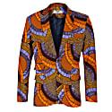 Lewis Men'S African Print Blazer image
