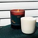 Kefi - Invigorating Rosemary & Spearmint Refillable Midi Candle image