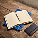 A4 Hard Cover (Hardy) Notebook The Rollo Collection Racing Green image