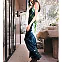Arctic Lilies Sevilla Slip Dress image