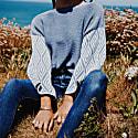 Cornflower Cotton Jumper image