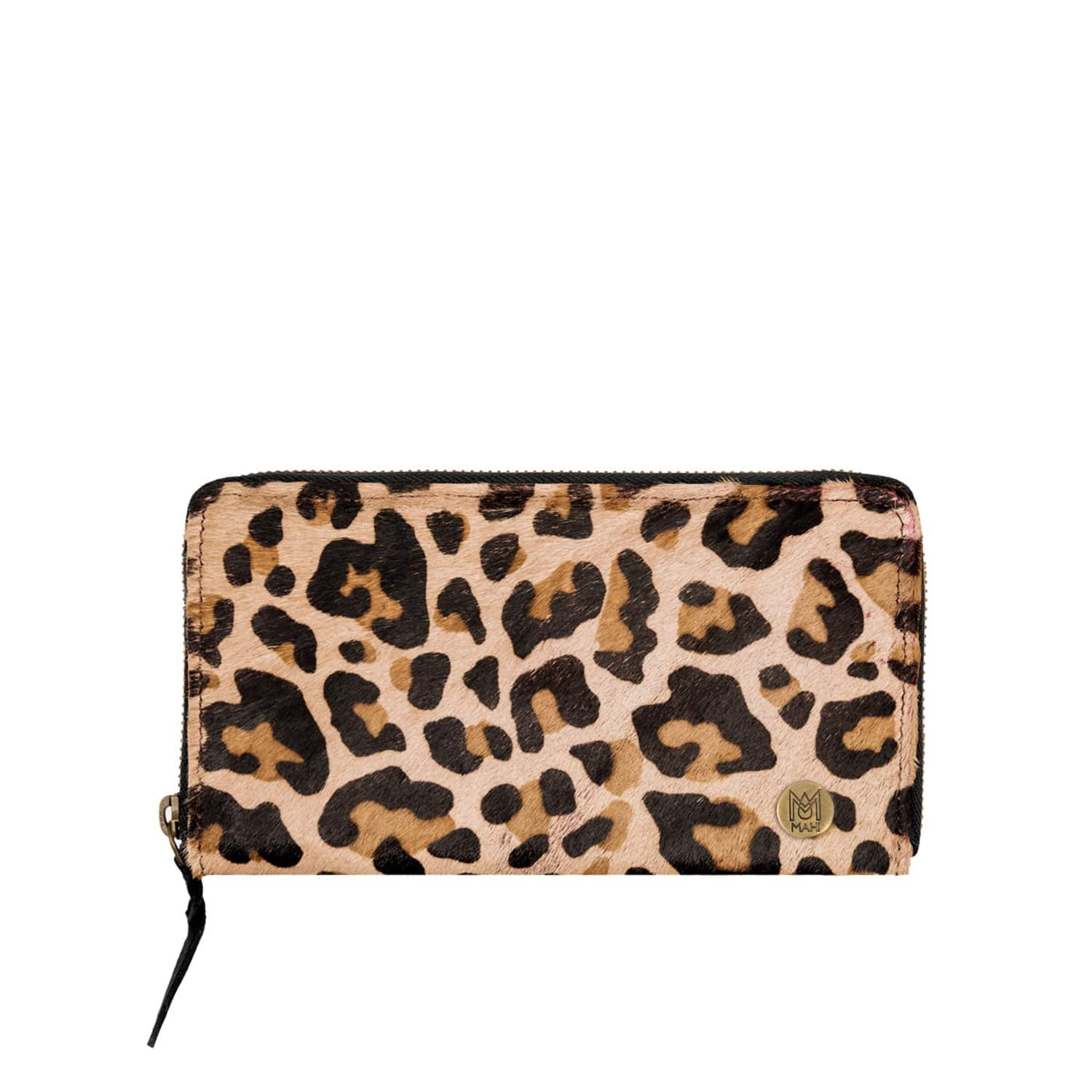 3e784b308330 Classic Ladies Purse In Leopard Print Pony Hair Leather | MAHI ...