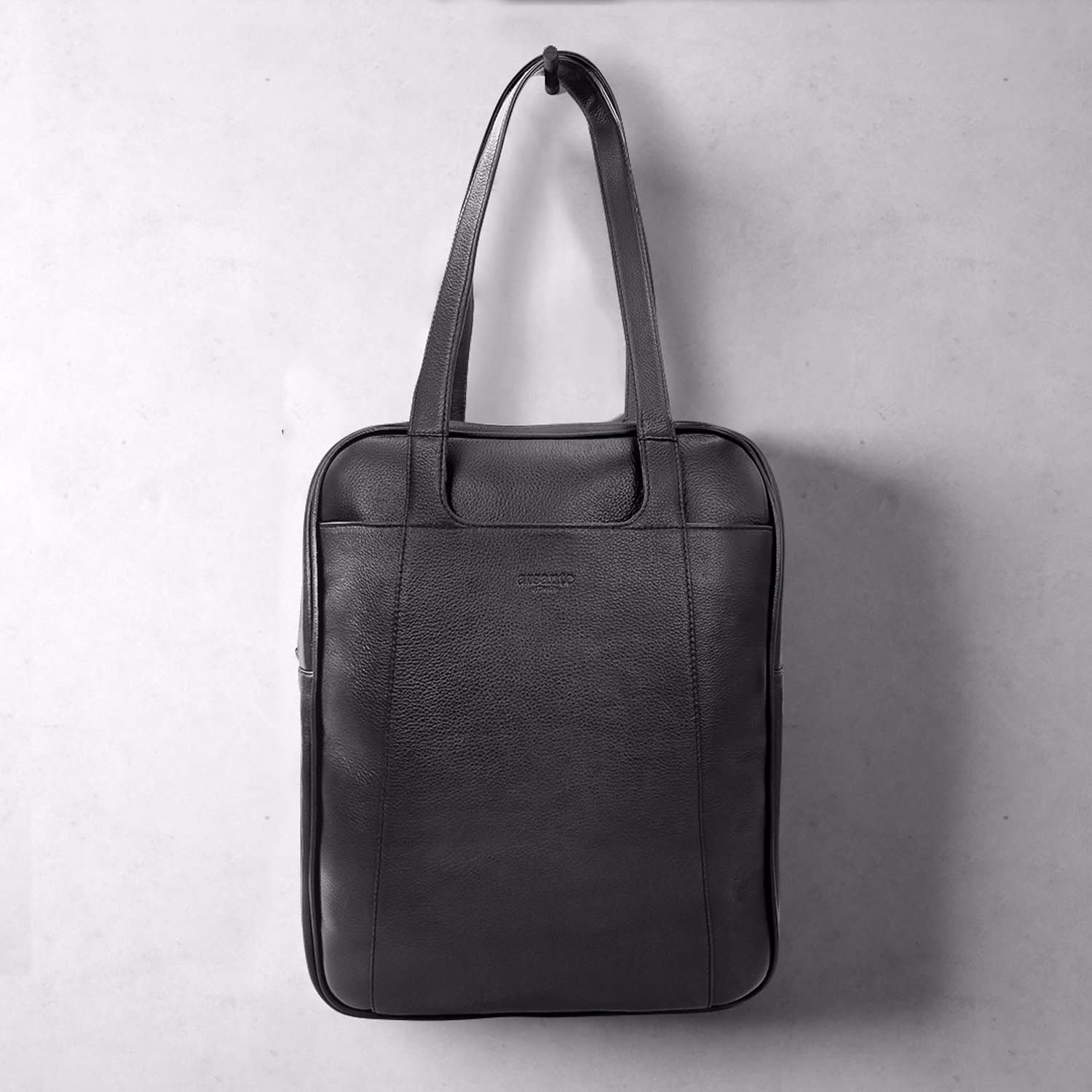 9d6e5d90d1 Handmade Leather Tote Bag Women image
