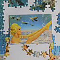 Lucy In The Sky 1000 Piece Jigsaw Puzzle image