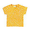 Arnoldi Organic Cotton Shirt, In Golden Saffron image