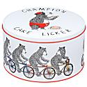Bear Cake Tins - Set Of Three image