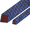The Paisley Tie - Sky Blue image