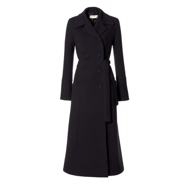 Aggi Coat Tilda Designer Black