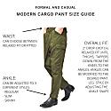 Formal Modern Harem Pants Navy image