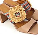 Honolulu Block Heels Sandals image