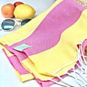 Gelato Stripe Hammam Towel image