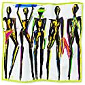 Deseda Girls Silk Scarf image