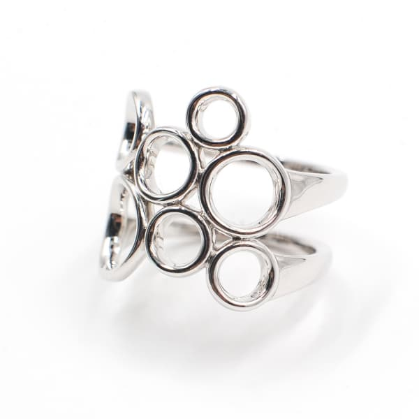 ANNA MACHADO JEWELRY Bubbles Ring