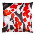 Koi I Large Velvet Floor Cushion Cover Style One image
