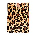 Leopard Print Leather Ipad Mini Sleeve image