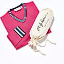 Extrafine Merino The V Fuchsia Pink image