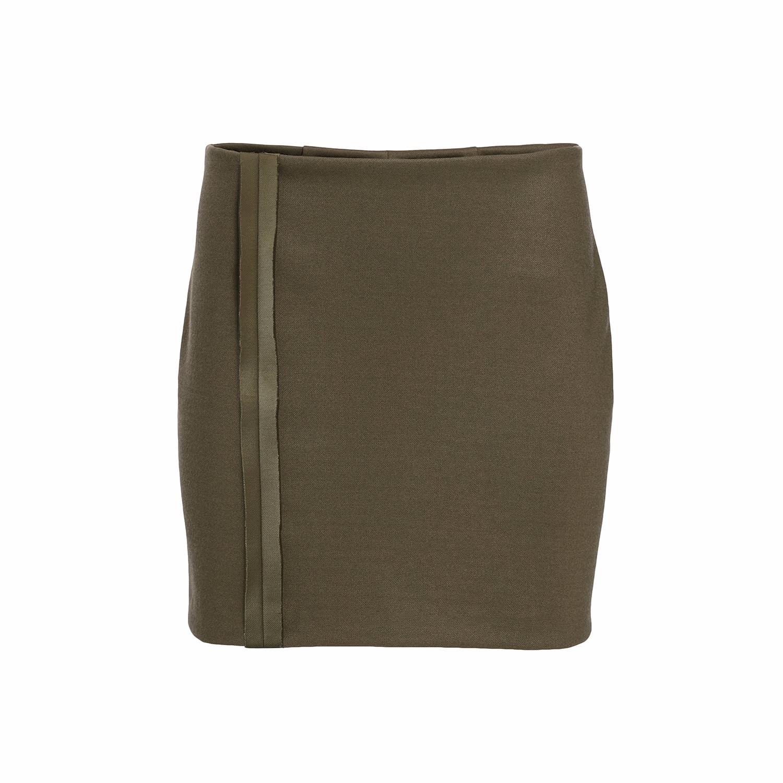 Skylar Green Mini Skirt Image