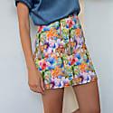 Jungle Mini Skirt image