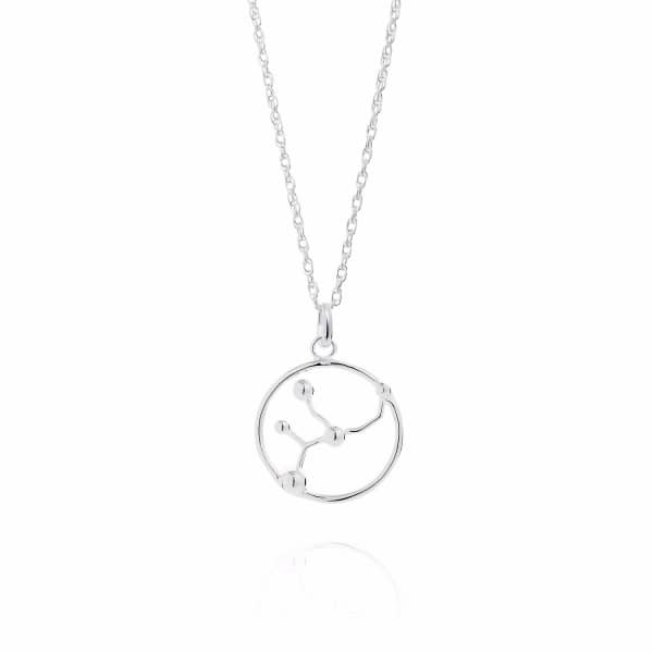YASMIN EVERLEY JEWELLERY Virgo Astrology Necklace