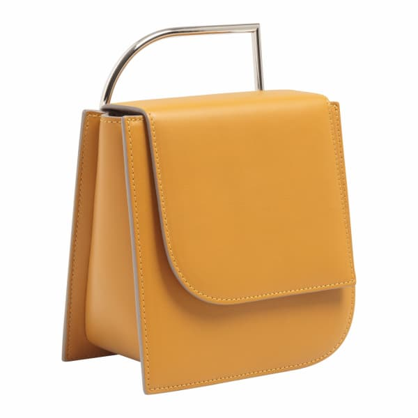 LAUTĒM Pascal Leather Bag Siena
