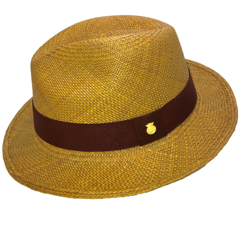 54d59956898750 Havana Handwoven Straw Genuine Panama Hat | La Marqueza Hats | Wolf ...