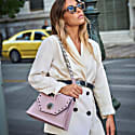 Chiara Tabac Leather image