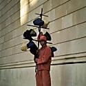 The Bonnet - Men's Bonnet Hat In Rust Orange Corduroy image