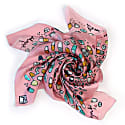Synthetic Limited Edition Silk Scarf image
