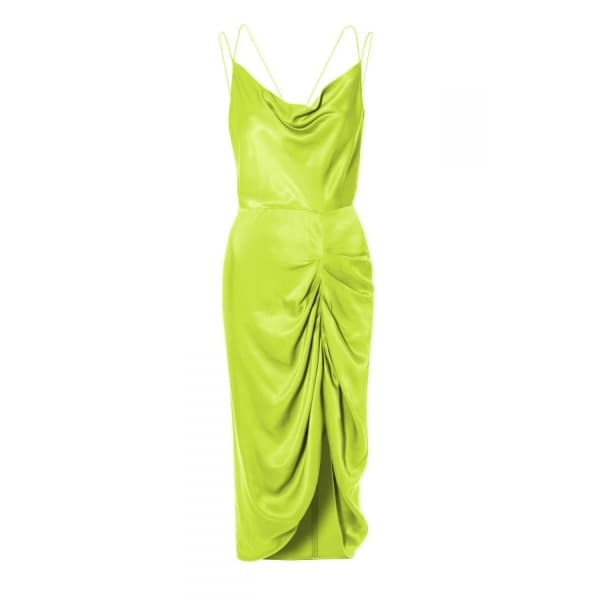 Ann Taylor Ava Wild Lime Dress